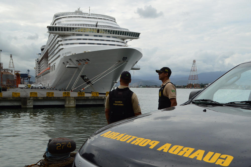 Segurança Portuária